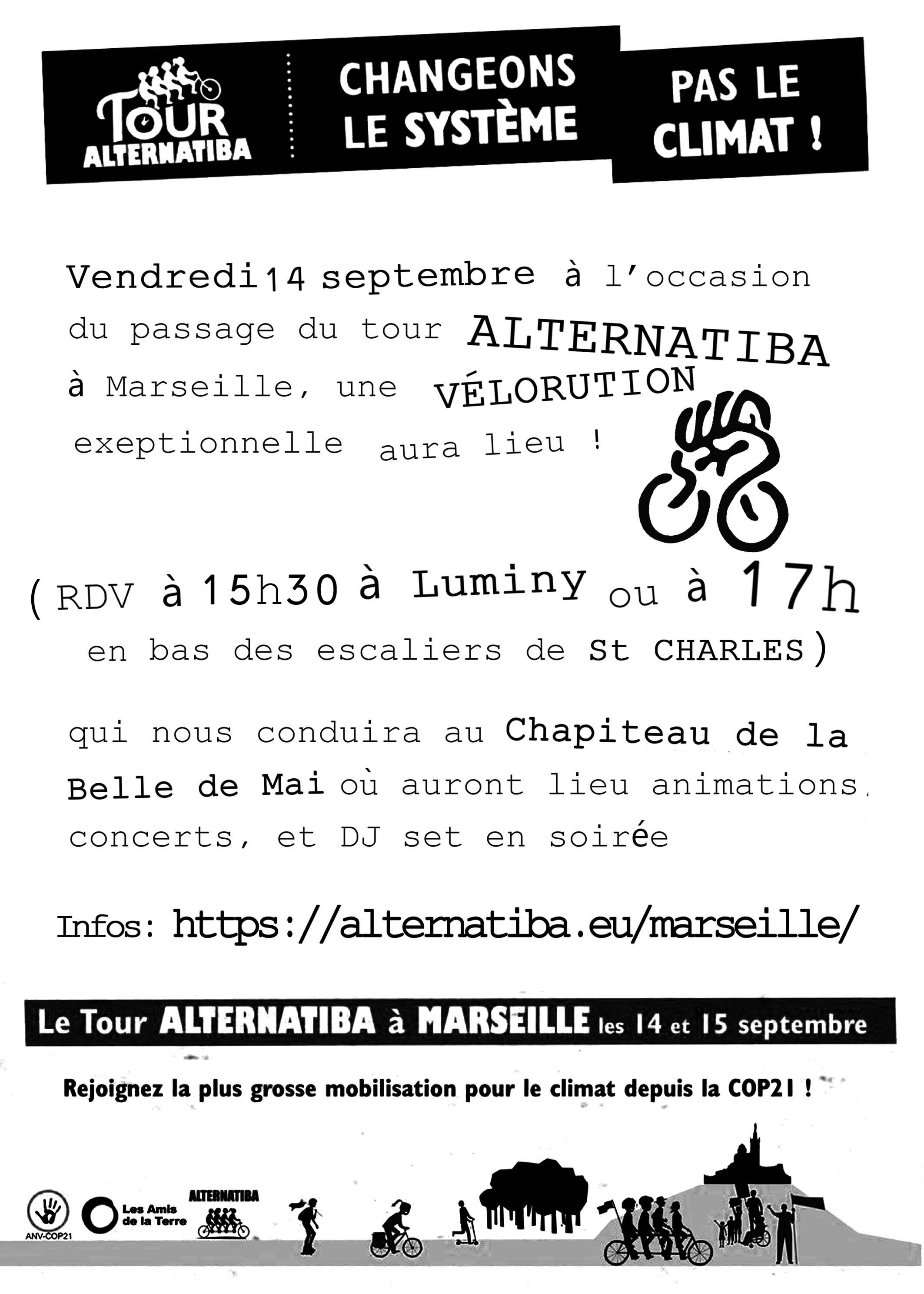 Flyer ALTERNATIBA